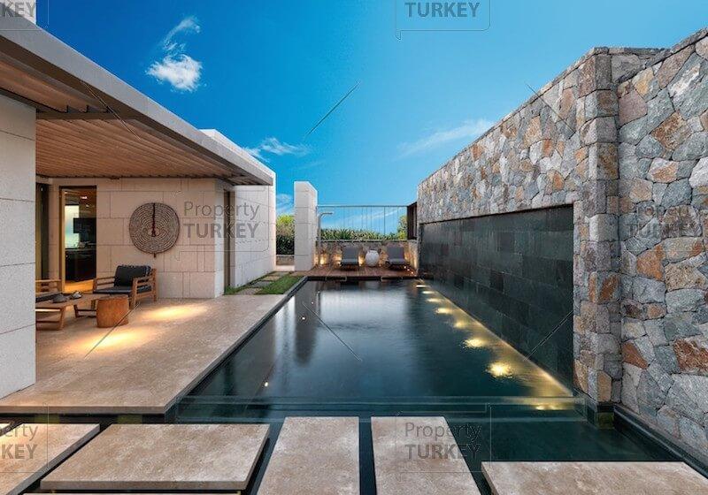 Villas modern design