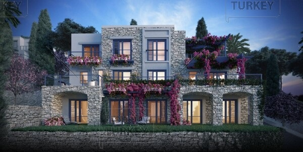 Residences in Yalikavak for sale