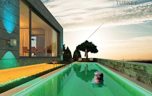 Yalikavak luxury seaside villa for sale