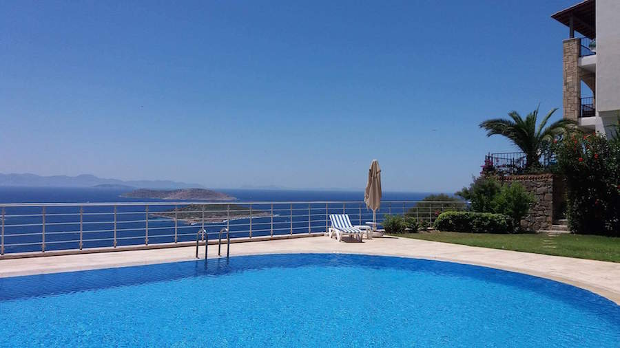Yalikavak super sea view villa for sale