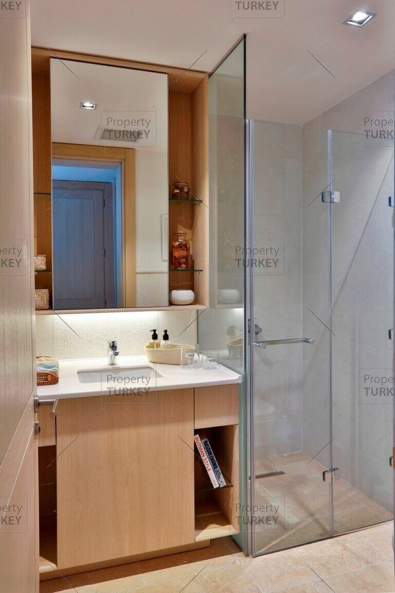 Residences bathroom