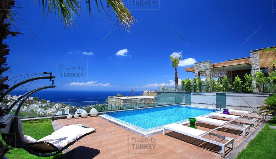 Yalikavak luxury villa for sale