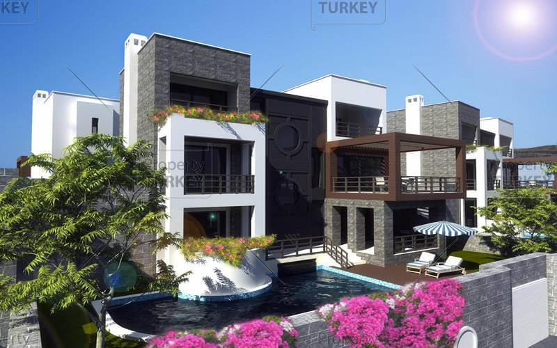Villa by seafront in Bodrum