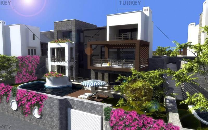 Bodrum villa luxury design