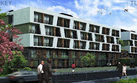 Modern apartments in Yalova