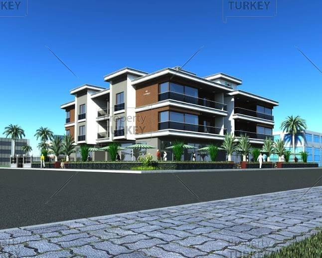 Yalova apartment for sale
