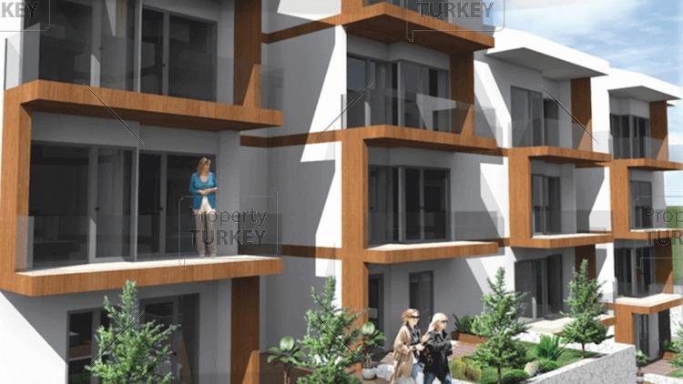 Modern apartment in Yalova