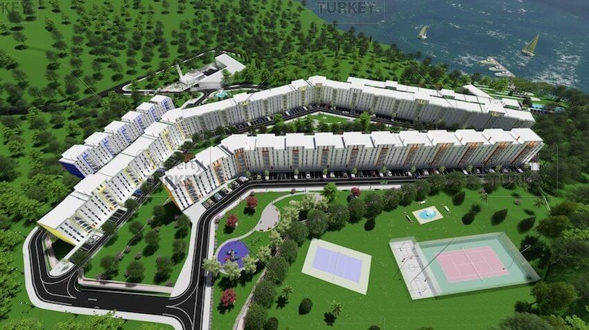Apartments in Yalova