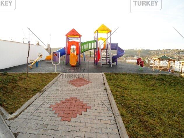 On-site playground