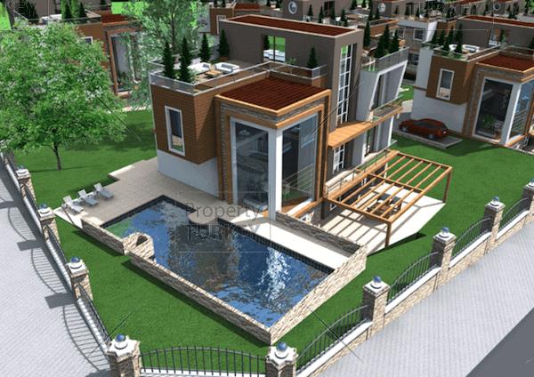 Contemporary home in Yalova