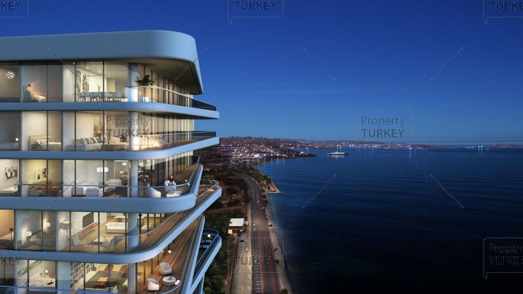 Zeytinburnu Istanbul luxury residences for sale