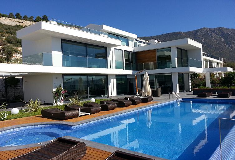 Luxury Kalkan Villa With Stunning Views Property Turkey