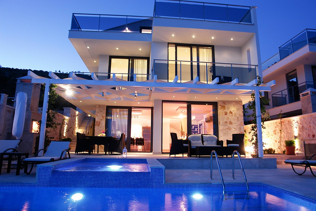 Luxury Villas For Sale Kalkan Turkey
