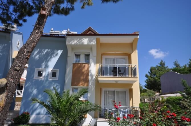 3 Bedroom Furnished Apartment Near Hisaronu Property Turkey