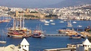 Bodrum Town centre villa for sale