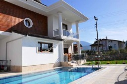Fethiye villa offering 3 bedrooms for sale