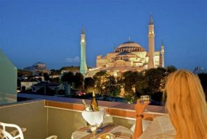 hotel for sale in Istanbul centre