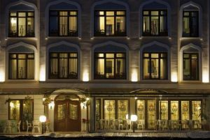Istanbul Sultanahmet hotel for sale