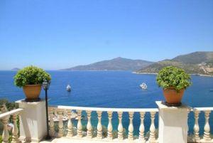 Seafront villa best spot of Kalkan