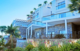 Villa in Bodrum hotel for sale