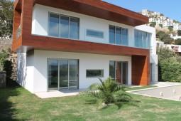 Bodrum villa modern design