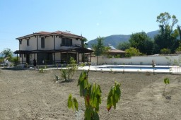 Dalyan home surrounded by nature