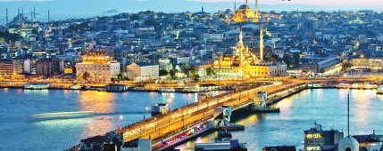Istanbul Golden Horn apartments for sale