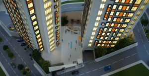 Istanbul Sisli luxury apartments for sale