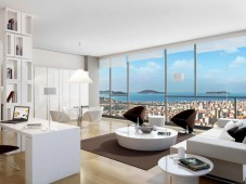Modern luxury property Istanbul