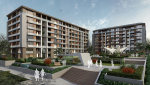 Apartments in Florya
