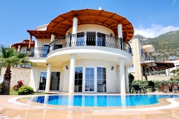 Kalkan holiday villa for sale