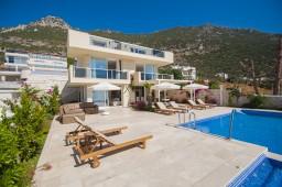 Panoramic villa luxury Kiziltas Kalkan