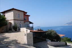 seafront property in Kas Peninsula to buy