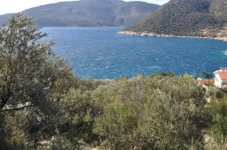 Seafront land for sale in Kalkan Turkey