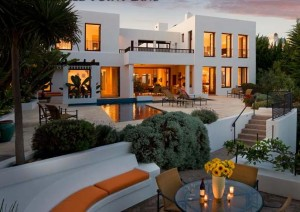 Luxury villa Turkey Kas seafront
