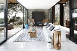 Modern design inside