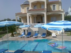 Ovacik home furnished for sale