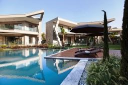 Retro contemporary homes in Gumbet Bodrum