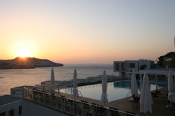 seafront penthouse for sale in Kucukbuk Bodrum
