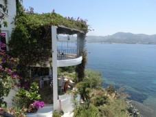 Yalikavak house Right on the sea edge
