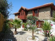 Side village house