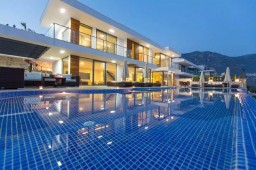 Luxurious villa for sale in Kalkan prime location