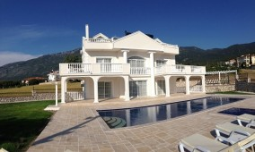 White House villa Fethiye Ovacik