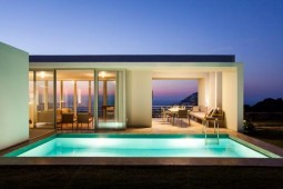 contemporary modern villa in Yalikavak Bodrum