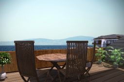 Yalova sea view apartment