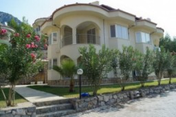 Dalaman villa with lake view for sale