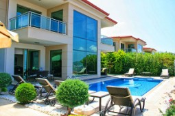 Outstanding villa in Alanya for sale