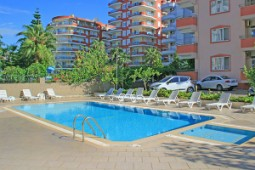 Alanya apartment close to the beach for sale