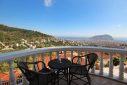 Analya villa or sale with sea views