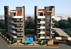 Konyaalti apartments for sale